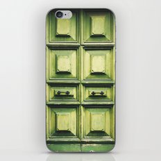 It's Bigger On The Inside iPhone & iPod Skin