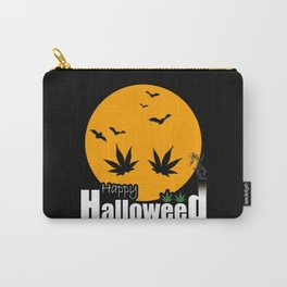 Happy Halloweed Carry-All Pouch