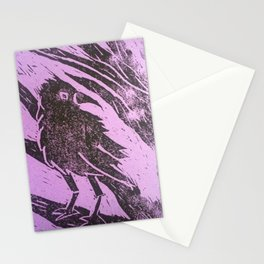 One for Sorrow, Two for Mirth Stationery Cards
