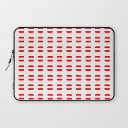 flag of austria 7 - with soft square Laptop Sleeve