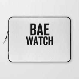 Bae Watch Laptop Sleeve