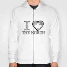 I Heart North Hoody