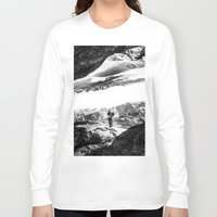 return Long Sleeve T-shirts featuring Return to isolation planet by Stoian Hitrov - Sto