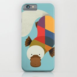 Platypus iPhone Case