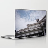history Laptop & iPad Skins featuring History by n o a h