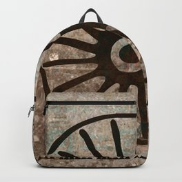 Simbologia Tribal 1 (Islas Canarias) Backpack
