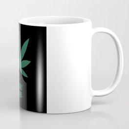 Freshly baked weed leaf Coffee Mug
