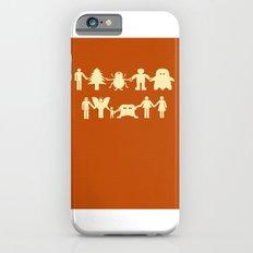 Let's Get Along Slim Case iPhone 6s
