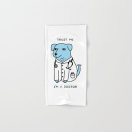 Dogtor Hand & Bath Towel