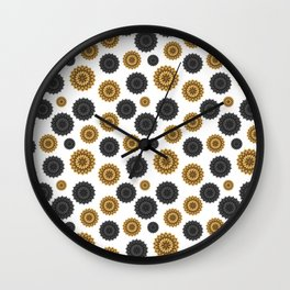 Gol Sun Wall Clock