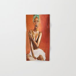 Eve Hand & Bath Towel