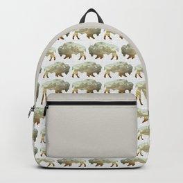 Bison and Plains Backpack