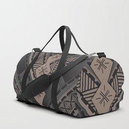 UrbanNesian V Tatau Design Duffle Bag