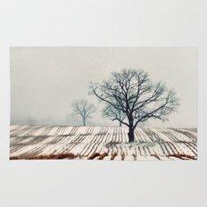 Winter Farm Rug