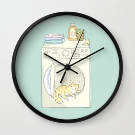 Lazy Time Wall Clock