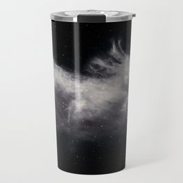 Moon and Clouds Travel Mug