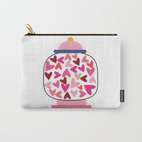 Gummy Jar Carry-All Pouch