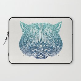 Wild Doodle Animal in color Laptop Sleeve