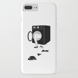 Washing Bad Memories iPhone Case