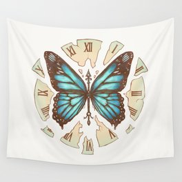 Existence in Time Wall Tapestry