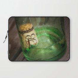 Wine Bottle Food Art by Murray Bolesta! Laptop Sleeve