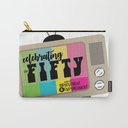 CELEBRATE THE 50 - TV Carry-All Pouch