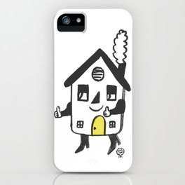 House on the Go! iPhone Case