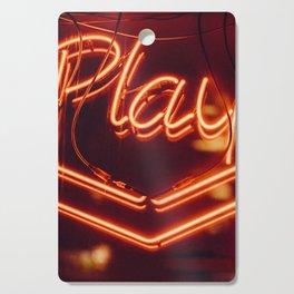 Play Cutting Board