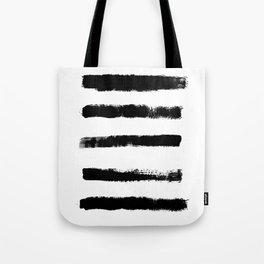 Brush stroke - 02 Tote Bag