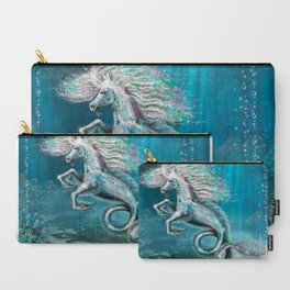 Hippocamponycorn Carry-All Pouch