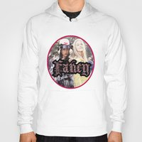 clueless Hoodies featuring FANCY by Devin Deadly