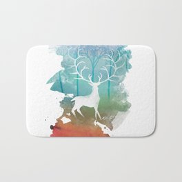 Release your dreams. Bath Mat