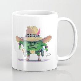 Pea Shooter Coffee Mug