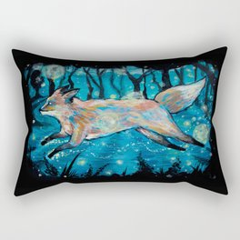 Even in the Dark Rectangular Pillow