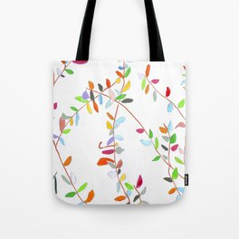 Midnight Garden cycle12 13 Tote Bag