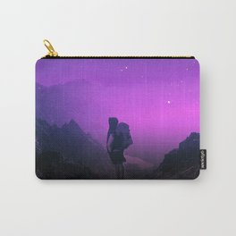 Not all those who wander are lost Carry-All Pouch