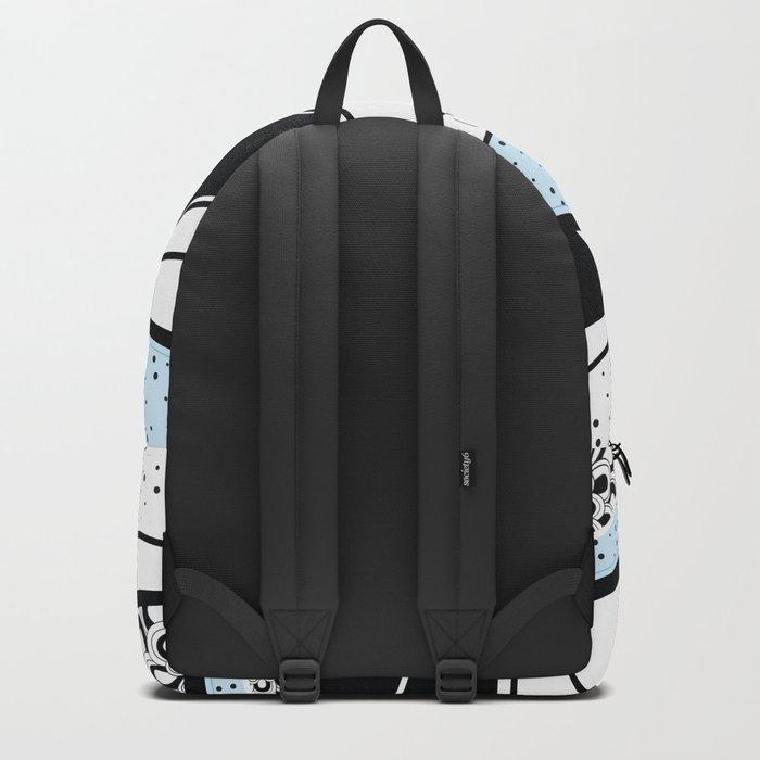 Pattern 74 Backpack