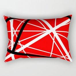Awesome Hard Rock Pattern Rectangular Pillow
