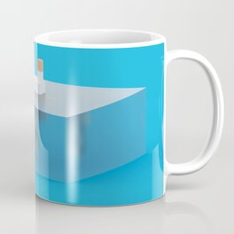drowned (voxel) Coffee Mug