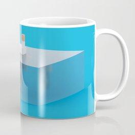drowned (voxel) Coffee Mug