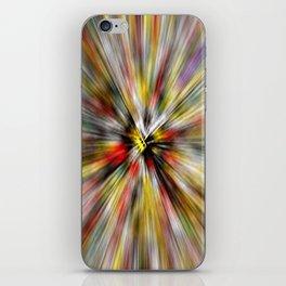 Square Dice iPhone Skin