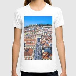 Lisboa landscape T-shirt