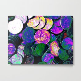 $$$$$ Metal Print