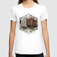 venice T-shirts featuring Venice by Caroline Fogaça
