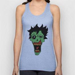Zombie! Unisex Tank Top