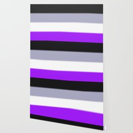 Asexual Pride Flag Wallpaper
