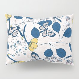 Happy Spring Pillow Sham