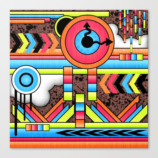 Fun Factory. Canvas Print