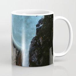 Moon Light Falls Coffee Mug
