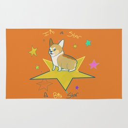 Big Star Rug